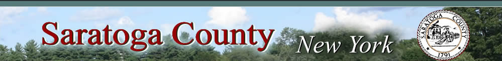 Saratoga County New York Logo