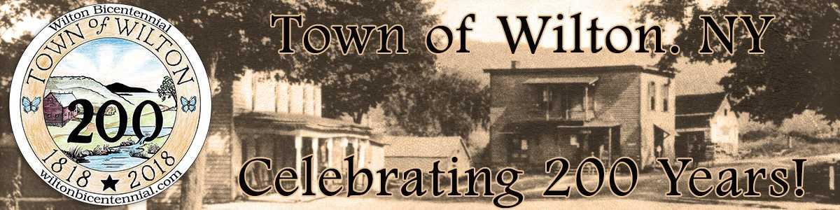 Town of Wilton – Saratoga County New York
